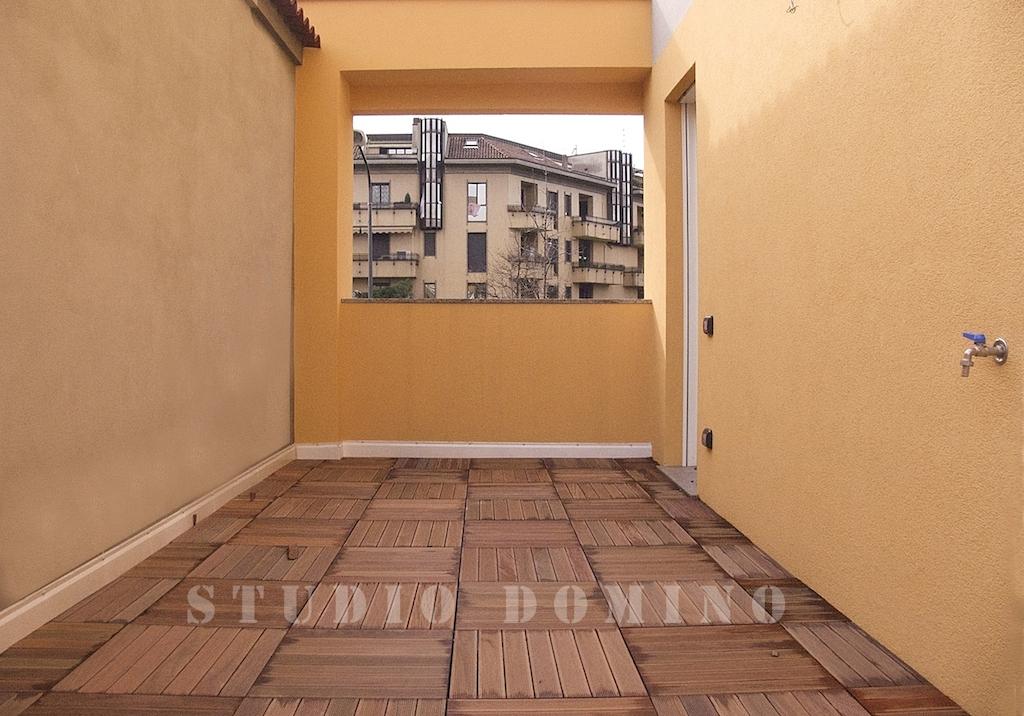 Emejing Bilocale Con Terrazzo Milano Ideas - Idee Arredamento Casa ...