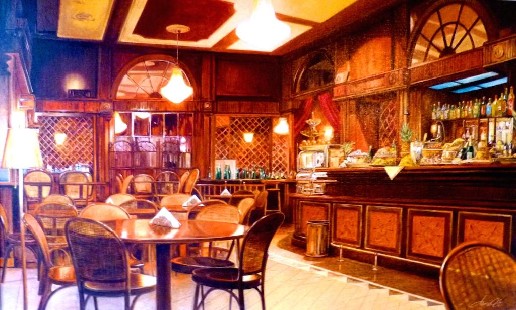 Bar storico ed elegante a Milano