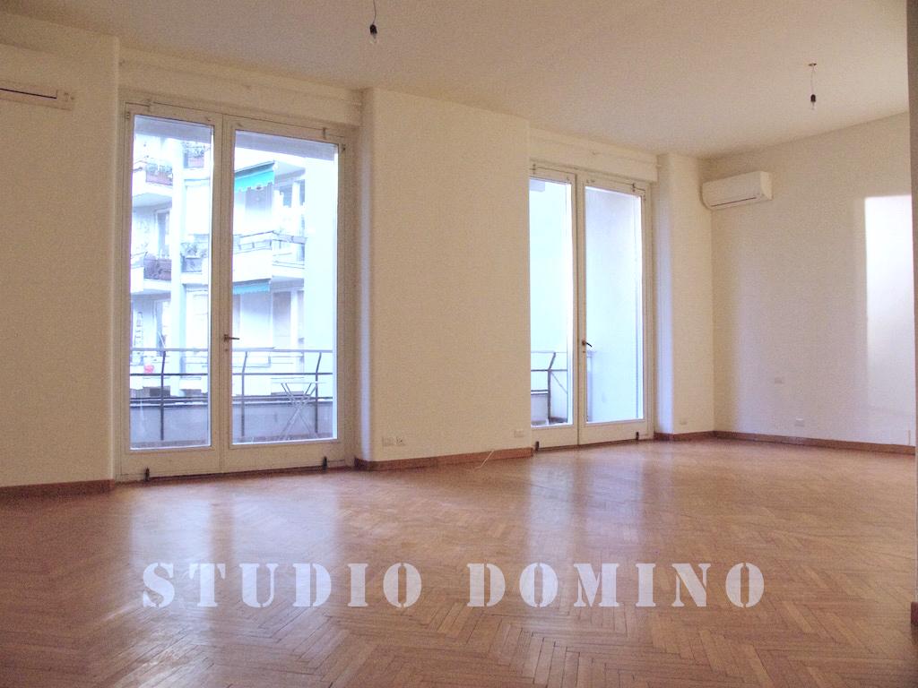 Trilocale in affitto a Milano, zona Turati
