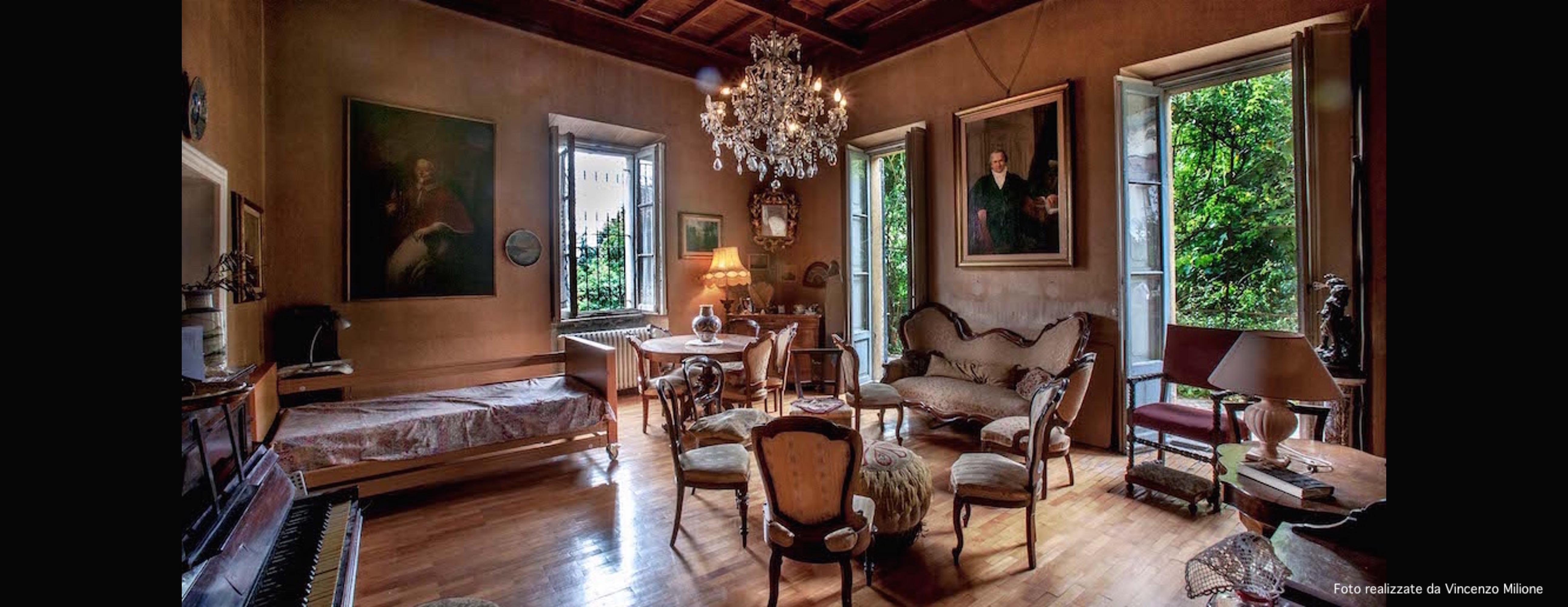 Villa d'epoca,Cassano d'Adda