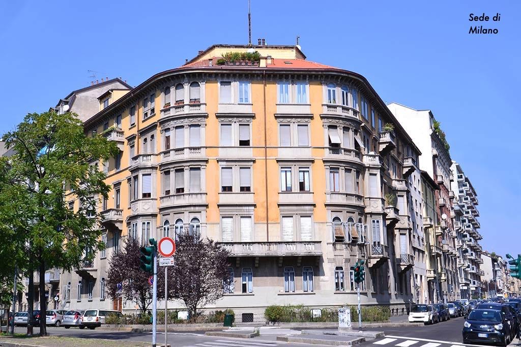 STUDIO DOMINO di Antonio Vagnino,  Sede di Milano, Viale Gran Sasso, 11